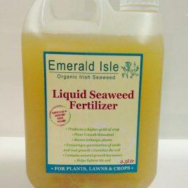Organic Kelp Liquid Fertilizer