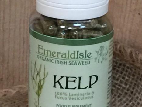 seaweed tablets benefits