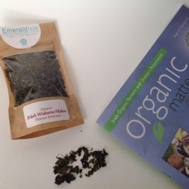 Organic Irish Wakame Granules Flavour Enhancer