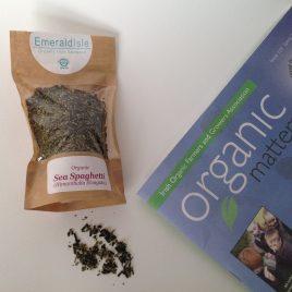 Organic Sea Spaghetti Granules Flavour Enhancer
