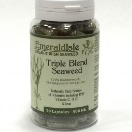 Triple Blend Seaweed Capsules (low in iodine)