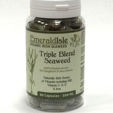 Triple Blend Seaweed capsules